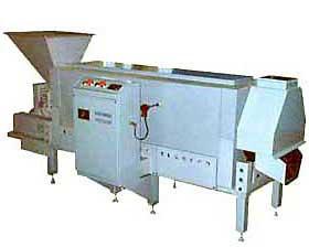 Оборудование для жарки семечек - печь проходная барабанного типа ПП-01Н